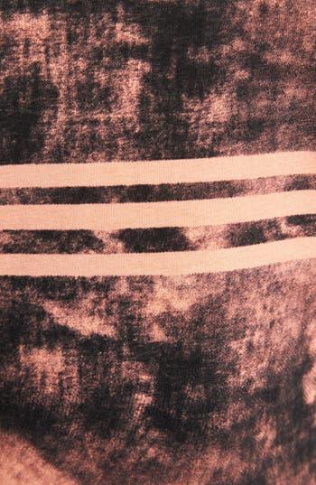 Alternate Image 3  - Viva Vena! Print Tee Maxi Dress