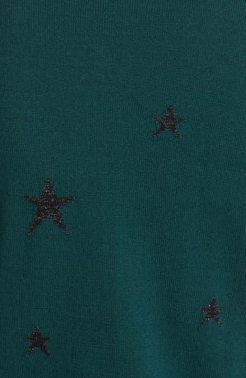 Alternate Image 3  - Maison Scotch Star Pattern Knit Cardigan