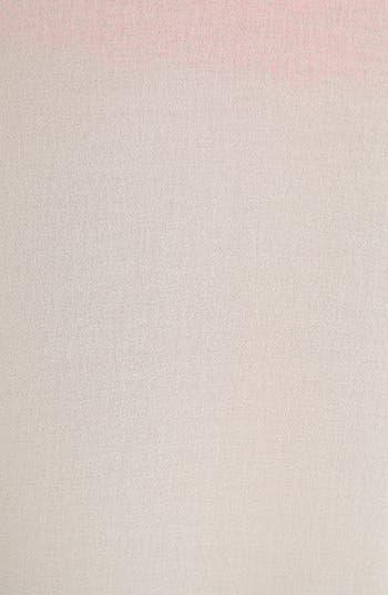 Alternate Image 3  - WAYF Sheer Dolman Sleeve Wrap Blouse