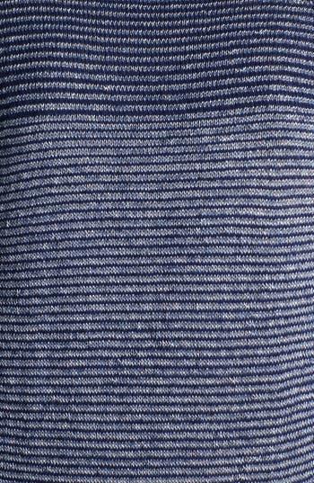 Alternate Image 4  - A.P.C. Stripe Sweater