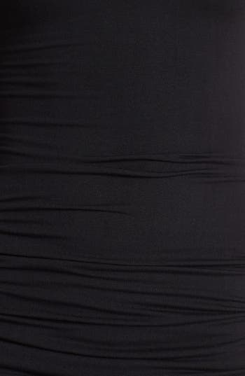Alternate Image 3  - Sky 'Georgina' Crochet Back Jersey Tank Maxi Dress