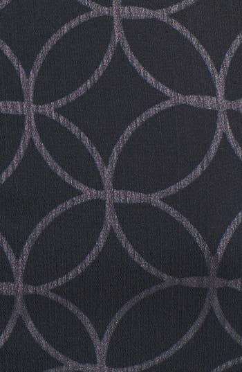 Alternate Image 3  - Isaac Mizrahi New York Print Chiffon Fit & Flare Dress