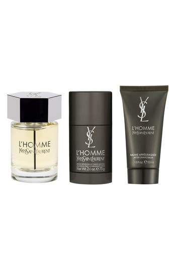 Alternate Image 2  - Yves Saint Laurent 'L'Homme' Set ($121 Value)