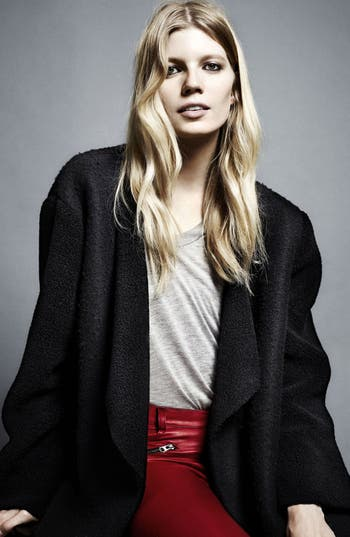 Alternate Image 2  - Topshop 'The Collection Starring Kate Bosworth' V-Neck Tee