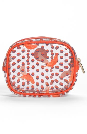 Alternate Image 2  - Tory Burch 'Lizzie - Small' Cosmetics Case