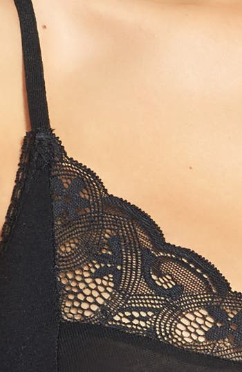 Alternate Image 3  - Only Hearts 'Featherweight' Lace Bralette