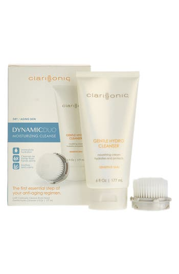 Main Image - CLARISONIC 'Dynamic Duo' Moisturizing Cleanse Set ($55 Value)