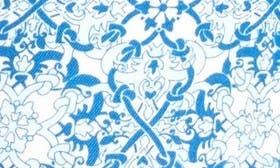 White/ Blue swatch image
