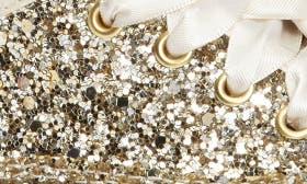 Platinum Glitter swatch image