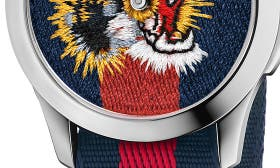 Blue/ Red/ Tiger swatch image