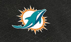 Miami Dolphins/ Black swatch image