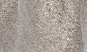Pewter Metallic Leather swatch image