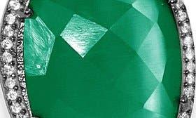 Emerald Green/ Gunmetal swatch image