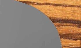 Zebrawood/ Grey swatch image