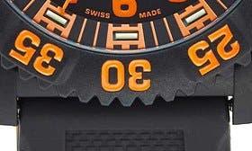 Black/ Orange swatch image