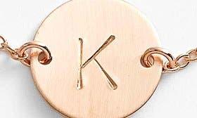 14K Gold Fill K swatch image
