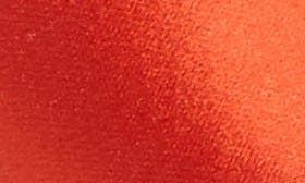 Coral Red Satin swatch image
