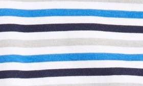 White Multi Stripe swatch image