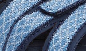 Blue Fabric swatch image