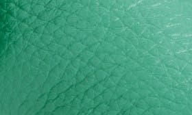 Emerald Green Leather swatch image