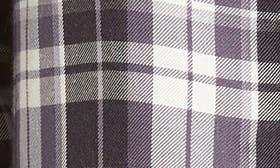 Grey/ Black Plaid swatch image