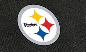 Pittsburgh Steelers/ Black swatch image