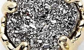 Platinum Drusy/ Gold swatch image