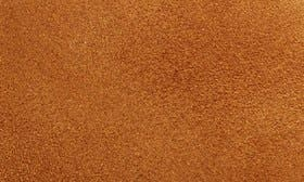 Cognac Suede Leather swatch image