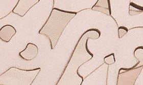 Blush Nubuck Leather swatch image