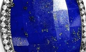 Blue Lapis/ Gunmetal swatch image