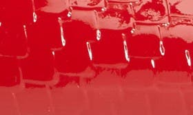 Lipstick Red Patent Leather swatch image