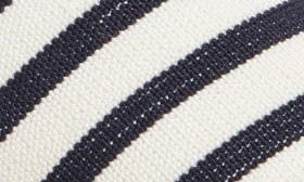 Navy Stripe Fabric swatch image