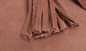 Dark Pink/ Silver Suede swatch image selected