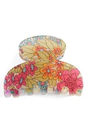 Hayden Floral Fuchsia swatch image