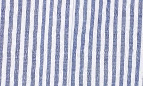 Blue- White Stripe swatch image