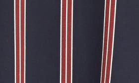 Navy- Red Stripe swatch image selected