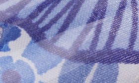 Hypnotic Gardenia Blue swatch image