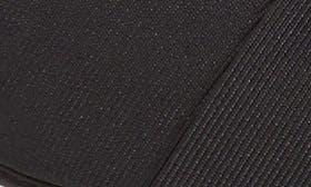 Black Peau De Soie swatch image