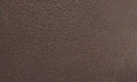 Nimbus Grey Leather swatch image