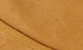 Wheat Nubuck Leather swatch image