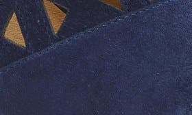 Navy Kidsuede swatch image