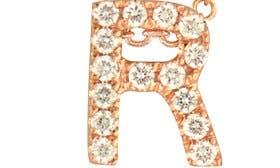Rose Gold - R swatch image