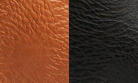 Black/ Cognac swatch image