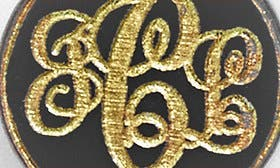 Ebony/ Gold swatch image