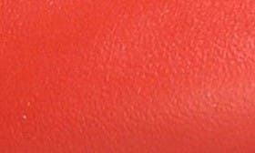 Tangerine Leather swatch image