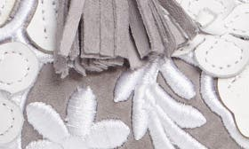 Grey Suede/ Floral Combo swatch image