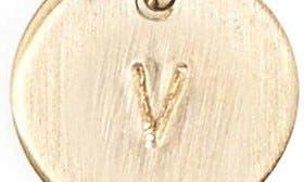 Gold Fill Garnet V swatch image
