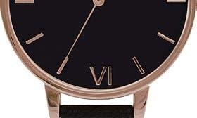 Black/ Black/ Rose Gold swatch image