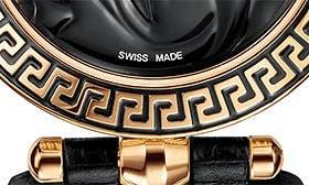 Rose Gold/Black swatch image