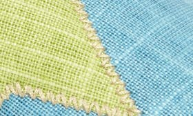 Turquoise Fabric swatch image